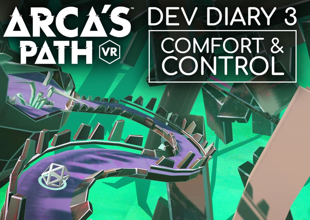 Dev Diary 3 - Comfort and Control