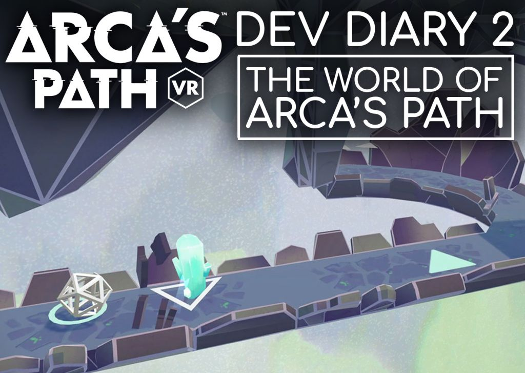 Dev Diary 2 - The World of Arca's Path